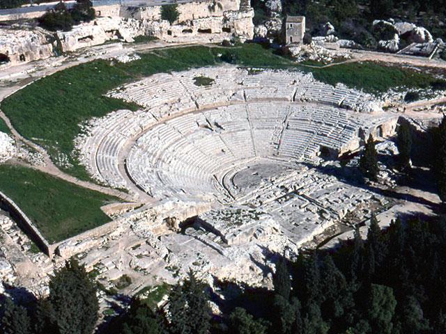 teatro greco siracusa 2017 calendario rappresentazioni classiche